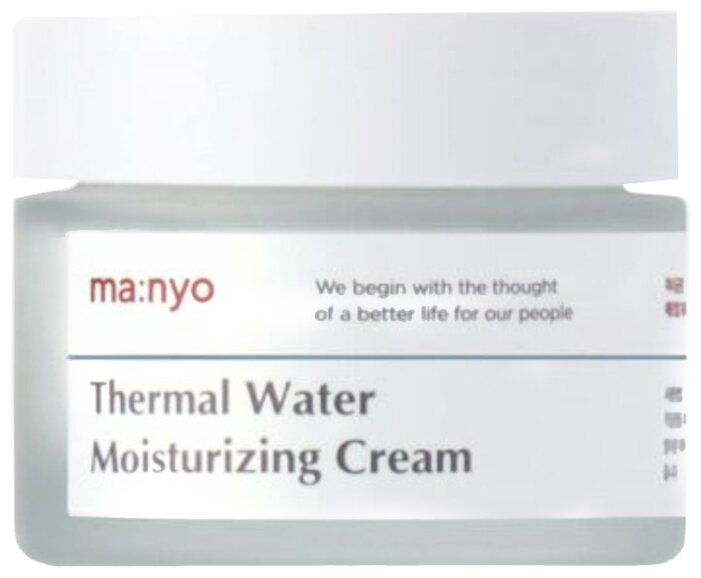 Manyo Factory Thermal Water Moisturizing Cream Увлажняющий