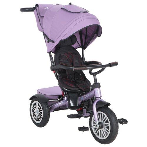 цена на Трехколесный велосипед McCan M-1 фиолетовый