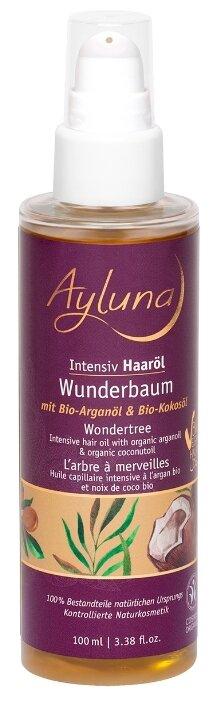 Ayluna Масло для волос Чудесное дерево