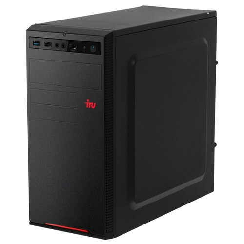 Купить Настольный компьютер iRu Home 315 MT (1162608) Mini-Tower/Intel Core i5-9400F/8 ГБ/1 ТБ HDD/NVIDIA GeForce GT 1030/Windows 10 Home черный