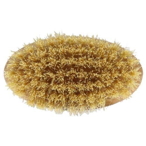Щетка для бороды СпивакЪ 10 см, из натурального бука, щетина вепрь
