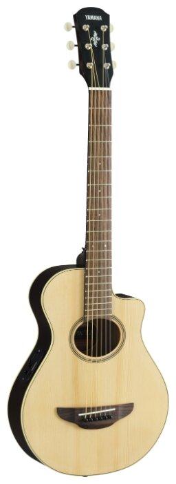 Гитара электроакустическая YAMAHA APXT2 Natural