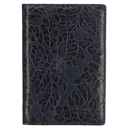 Обложка для паспорта Dr.Koffer X510130-212-60, синий