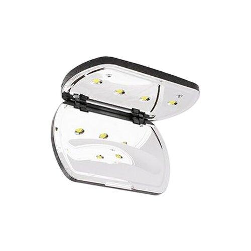 Лампа LED-UV Kosmekka C12, 12 Вт черный