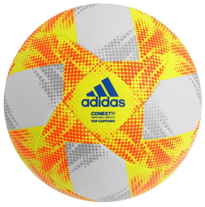 Футбольный мяч adidas Conext 19 Top Capitano
