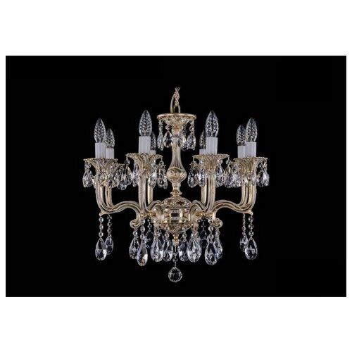 Люстра Bohemia Ivele Crystal 1704/8/150/A/GW, E14, 320 Вт