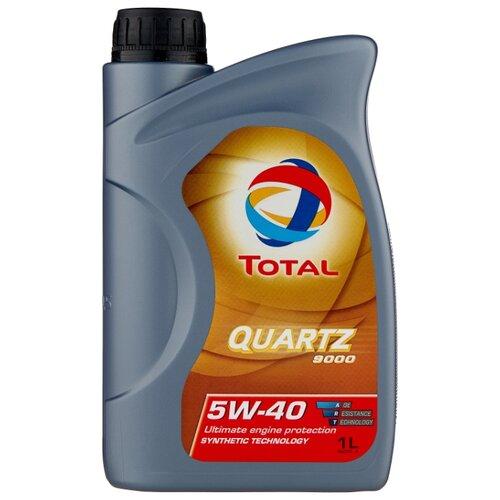 Фото - Моторное масло TOTAL Quartz 9000 5W40 1 л моторное масло total quartz 9000 future gf 5 0w 20 1 л