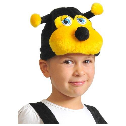 Купить Маска КарнавалOFF Пчелка/Шмель (4030), желтый/черный, размер 53-55, Карнавальные костюмы