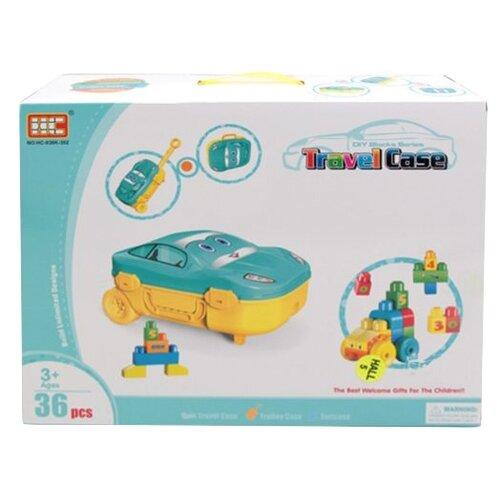 цена на Конструктор HC-Toys Travel Case HC-038K-302