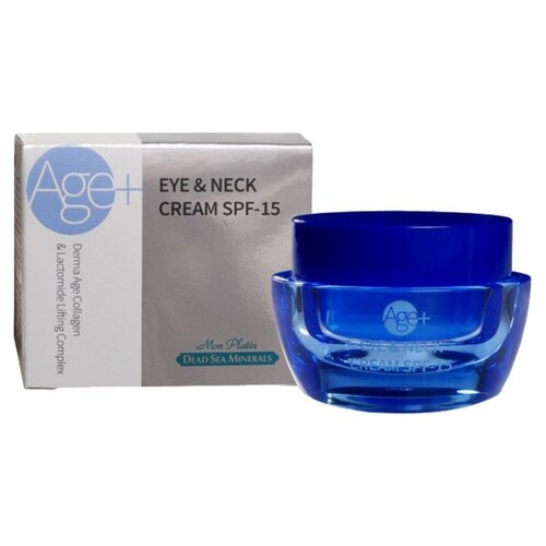 Крем Mon Platin Age+ для кожи вокруг глаз и шеи SPF-15 50 мл мыло косметическое mon platin dsm171