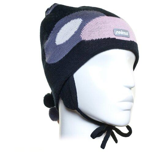 Купить Шапка-ушанка Reima размер 50, light pink, Головные уборы