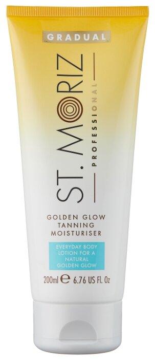 Лосьон для автозагара St.Moriz Professional Golden Glow Tanning Moisturiser
