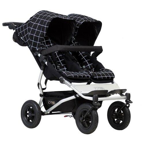 Универсальная коляска Mountain buggy Duet (2 в 1) grid buggy boom коляска для кукол buggy boom infinia трансформер салатовая
