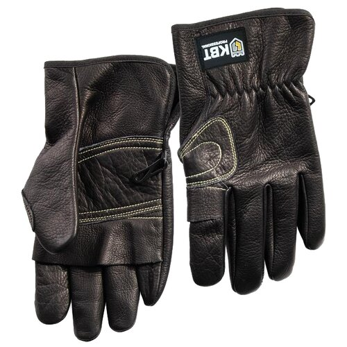 Перчатки КВТ С-36М 2 шт. черный