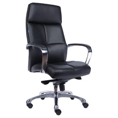 Фото - Компьютерное кресло Everprof Madrid для руководителя, обивка: искусственная кожа, цвет: черный компьютерное кресло everprof trend tm для руководителя обивка искусственная кожа цвет черный