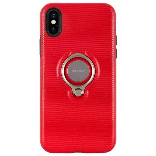 Чехол Hardiz Urban Case для Apple iPhone Xs Max красный