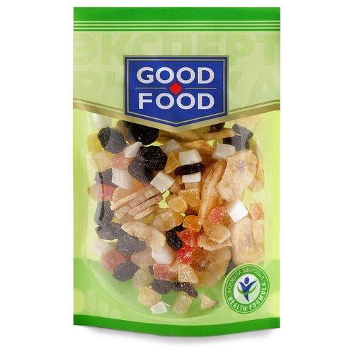 Смесь сухофруктов и цукатов GOOD FOOD Тропическая 130 г
