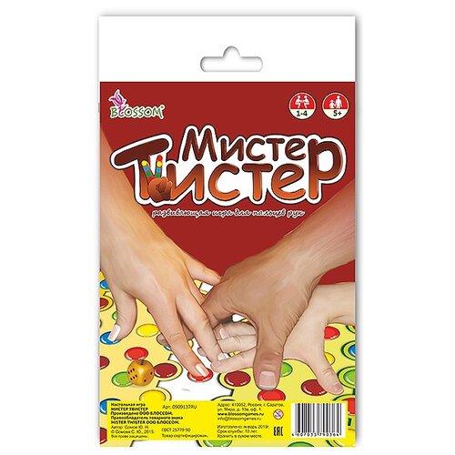 Настольная игра Blossom Мистер Твистер напольная игра эра твистер с 77