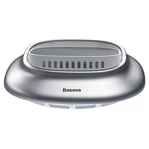 Baseus Ароматизатор для автомобиля Little Volcano Vehicle-mounted Fragrance Holder 295650 Silver 43 г