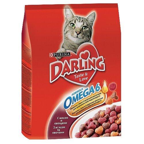 Корм для кошек Darling Для кошек с мясом и овощами (2 кг)Корма для кошек<br>