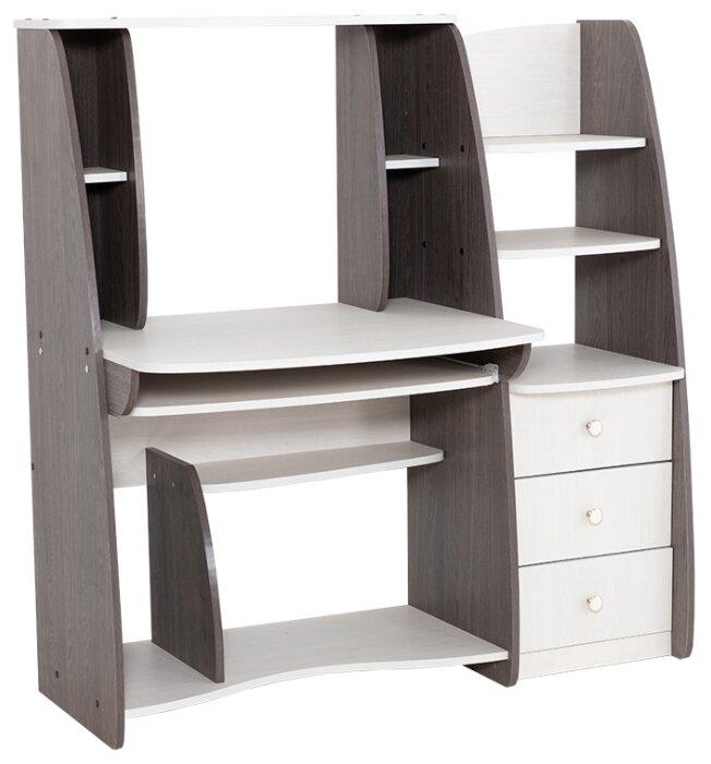 Компьютерный стол Фант Мебель СК-1 — купить по выгодной цене на Яндекс.Маркете
