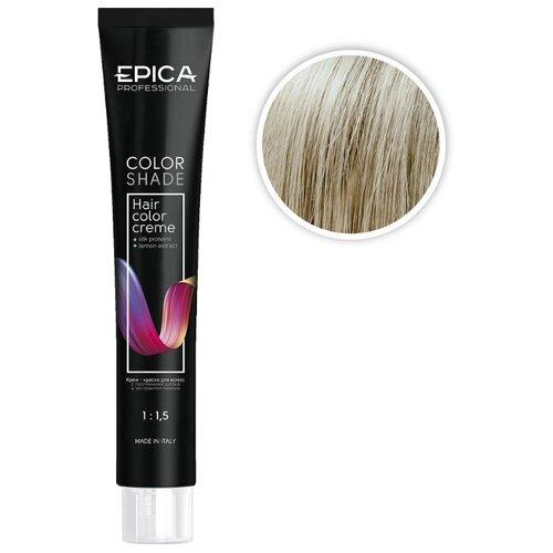 EPICA Professional Color Shade крем-краска для волос, 100 мл, 10.1 светлый блондин пепельный selective professional oligomineral крем краска для волос 100 мл 6 01 темный блондин пепельный