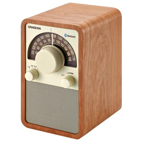 Купить Радиоприемник Sangean WR-15BT орех