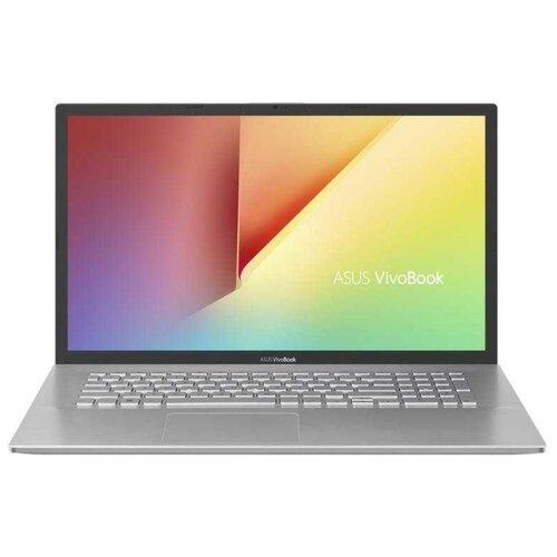 Ноутбук ASUS VivoBook A712FA-AU834T (90NB0L61-M11000), серебристый ноутбук