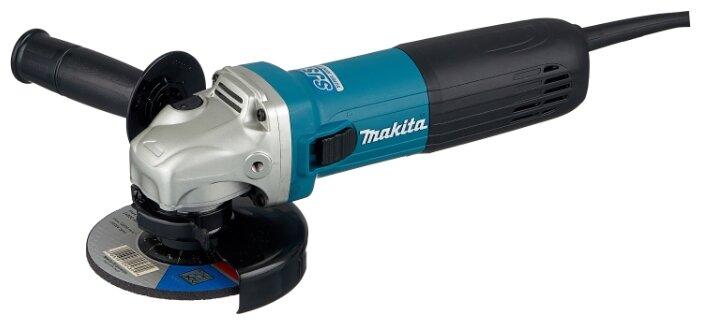 УШМ Makita GA5040, 1100 Вт, 125 мм — купить и выбрать из более, чем 10 предложений по выгодной цене на Яндекс.Маркете
