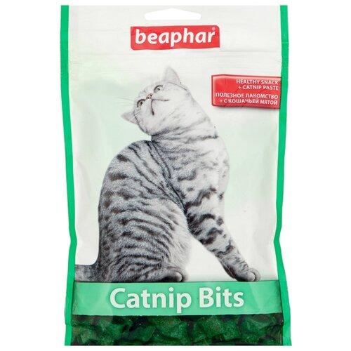 Лакомство для кошек Beaphar Catnip Bits, 150шт. в уп.