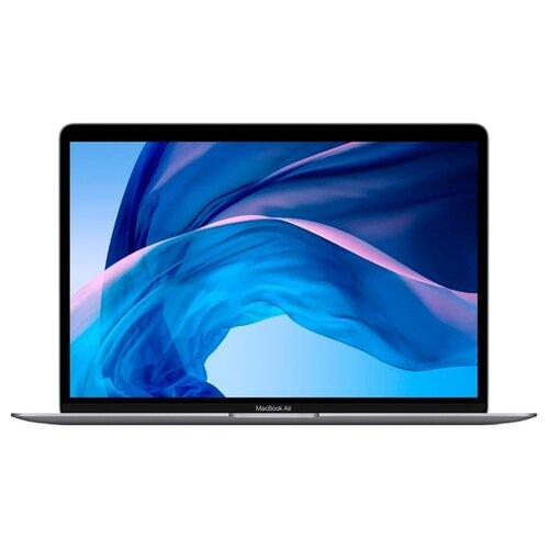 Ноутбук Apple MacBook Air 13 дисплей Retina с технологией True Tone Early 2020 (Intel Core i5 1100MHz/13.3/2560x1600/8GB/512GB SSD/DVD нет/Intel Iris Plus Graphics/Wi-Fi/Bluetooth/macOS) MVH22RU/A серый космос ноутбук apple macbook air 13 late 2018 intel core i5 1600 mhz 13 3 2560x1600 8gb 128gb ssd dvd нет intel uhd graphics 617 wi fi золотой mree2