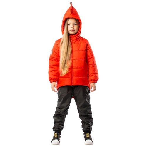 Купить Куртка bodo размер 92-98, красный, Куртки и пуховики