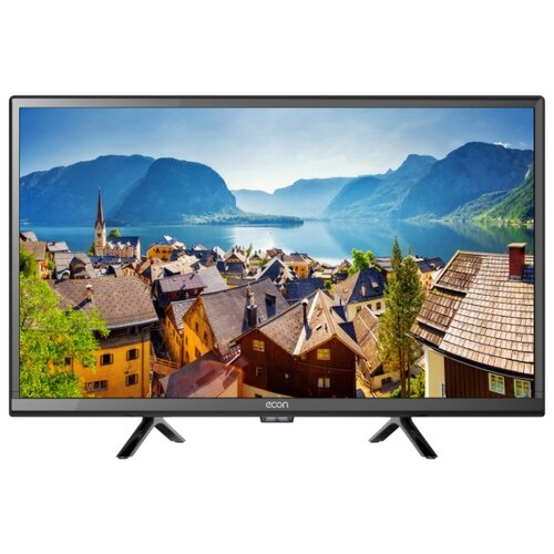 Фото - Телевизор ECON EX-22FT005B 22 (2019) черный led телевизор econ ex 22ft005b