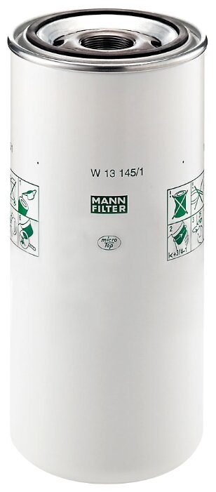Масляный фильтр MANNFILTER W13145/1