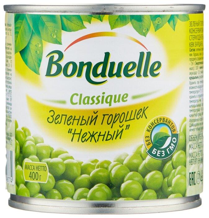 Горошек Bonduelle зеленый ж/б 400 гр