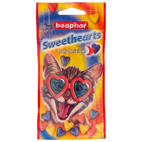 Лакомство для кошек Beaphar Sweethearts, 52 г