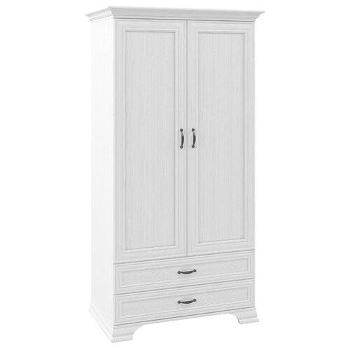 Шкаф для спальни Мебель-Неман Юнона МН-132-05, (ШхГхВ): 110х65х211 см, белый мебель для спальни