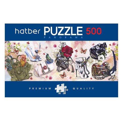 Пазл Hatber Premium Панорама Женские штучки (500ПЗ2_20412), 500 дет., Пазлы  - купить со скидкой