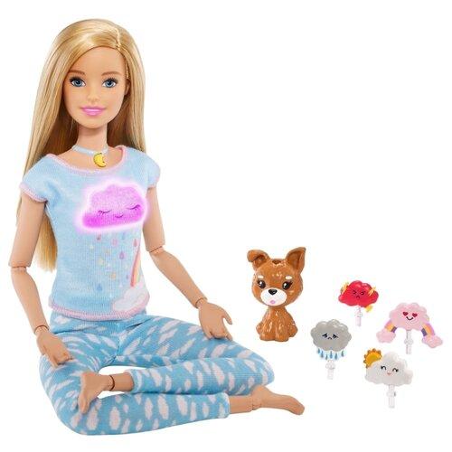 Купить Кукла Barbie Йога, 29 см, GNK01, Куклы и пупсы