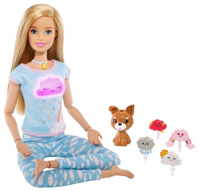 Кукла Barbie Йога, 29 см, GNK01