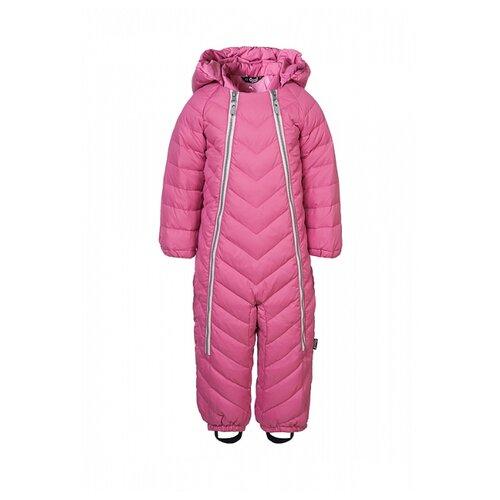 Купить Комбинезон Oldos размер 68, розовый, Теплые комбинезоны