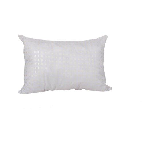 Подушка Toontex Лебяжий пух 50 х 70 см белый подушка для кормящих smart textile мамина радость с наволочкой наполнитель искуственный лебяжий пух 66 х 34 х 36 см