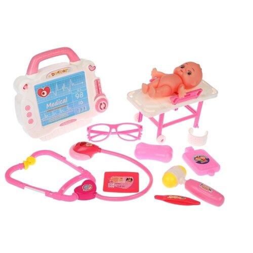 Набор доктора Наша игрушка RX-620A набор доктора наша игрушка 643452