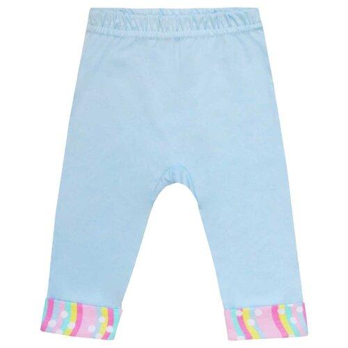 Брюки KotMarKot Радуга 5992 размер 62, голубой, Брюки и шорты  - купить со скидкой