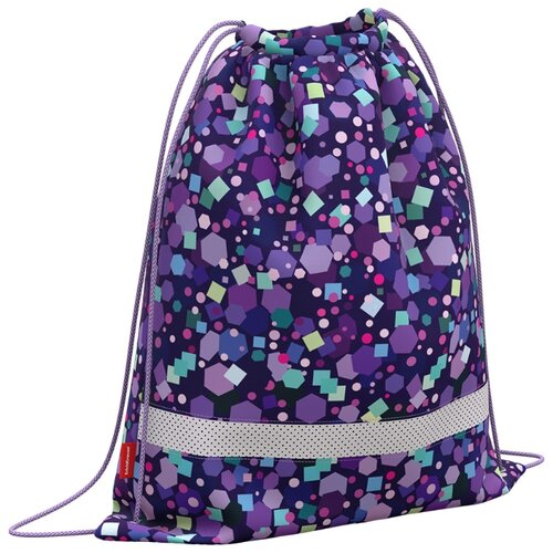 ErichKrause Мешок для обуви Candy (49119) фиолетовый