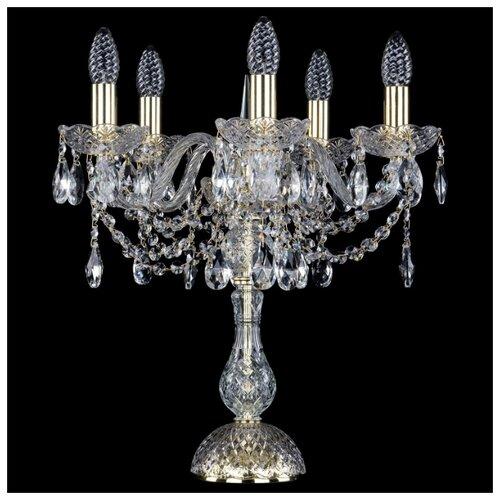 Настольная лампа Bohemia Art Classic 12.12.5.141-45.Gd.Sp, 200 Вт настольная лампа bohemia art classic 11 23 12 23 3 141 37 br dr