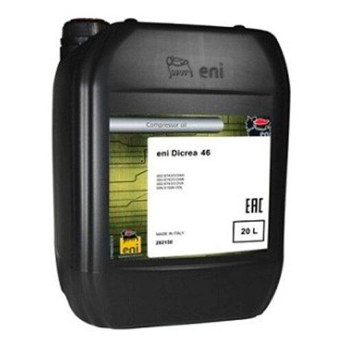 Индустриальное масло Eni/Agip Dicrea 46 20 л индустриальное масло eni agip dicrea 46 20 л
