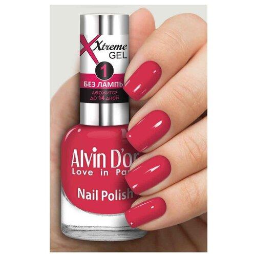 Лак Alvin D'or Extreme Gel, 15 мл, оттенок 5226 лак alvin d or extreme gel 15 мл оттенок 5215