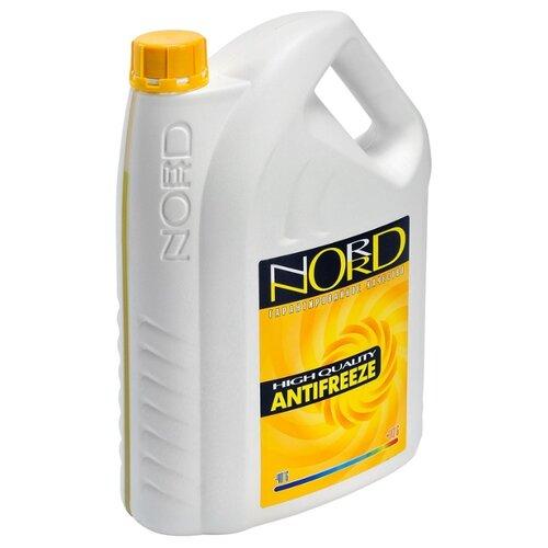 Антифриз NORD Желтый 5 кг