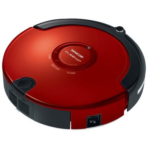 Робот-пылесос Sencor SVC 9031, красный робот пылесос sencor svc 9031 черный
